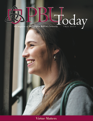 PBU Today Fall 2011 Cover