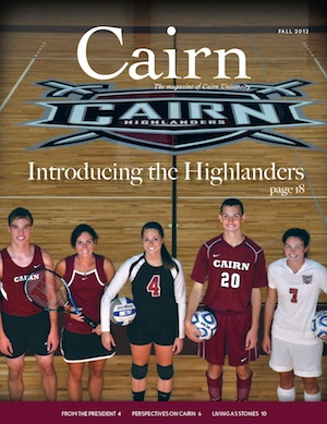Cairn Fall 2012 Cover