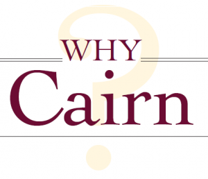 Why Cairn
